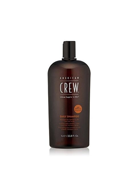 American Crew Günlük Şampuan 1000 Ml Renksiz